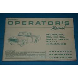 1966 Travelall / Truck