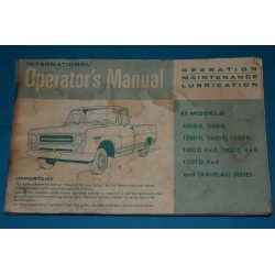 1969 Travelall / Truck D