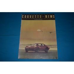 Corvette News Vol.11 No.3 (1968)