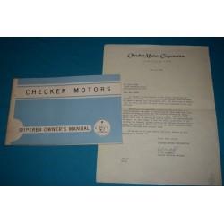 1963 Checker Superba