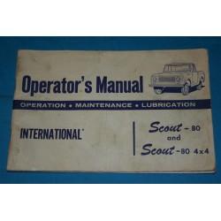 1965 International Scout-80