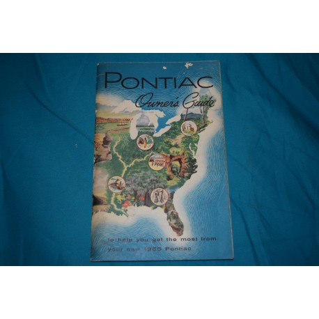 1955 Pontiac