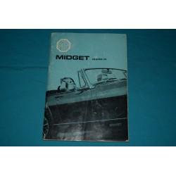 1974 MG Midget Mark III