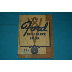 1938 Ford Standard 85HP