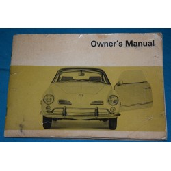 1968 Volkswagen Karmann Ghia Type 14
