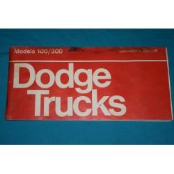 1973 dodge Truck