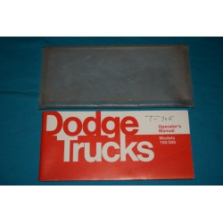 1975 dodge Truck