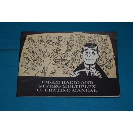 1970 FoMoCo AM/FM Radio