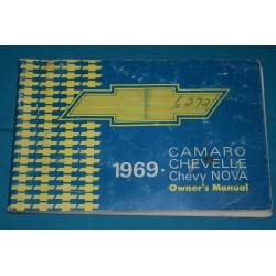 1969 Camaro / Chevelle / Nova