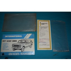 1977 International Scout-II