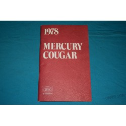 1978 Cougar