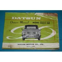 1967 Datsun R(L)411-UTK / UAK