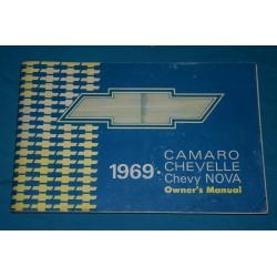 1969 Camaro / Chevelle / Nova AAA