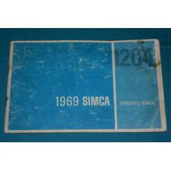 1969 Simca