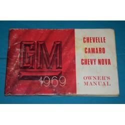 1969 Camaro / Chevelle / Nova (Canadian)
