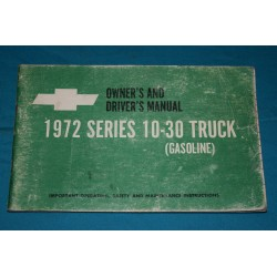 1972 Blazer / Truck