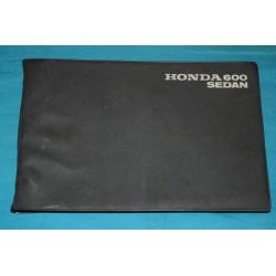 1970 Honda 600