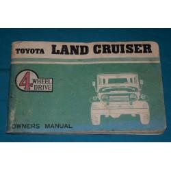 1967 / 1968 Toyota Land Cruiser FJ40