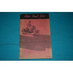 1955 Harley Davidson 74 CI