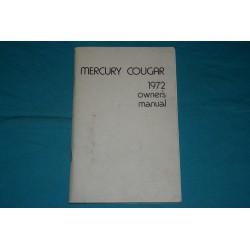 1972 Cougar