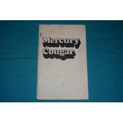 1974 Cougar