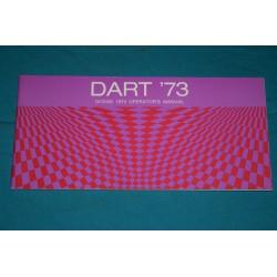 1973 Dart / Dart Sport