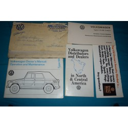 1974 Volkswagen Thing Type 181