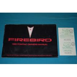 1989 Pontiac Firebird / Trans-AM