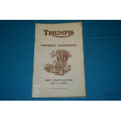 1963 Triumph Bonneville / Trophy / Thunderbird