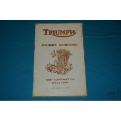 1964 Triumph Bonneville / Trophy / Thunderbird