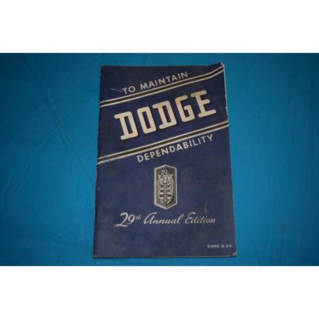 1947 Dodge