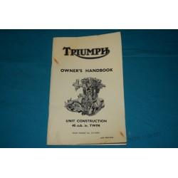 1966 Triumph Bonneville / Trophy