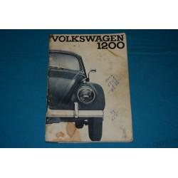 1963 Volkswagen Bug Type 1