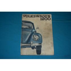 1965 Volkswagen Bug Type 1