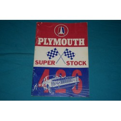 1963 Plymouth SuperStock Supplement