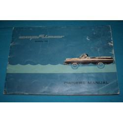 1961-1968 Amphicar