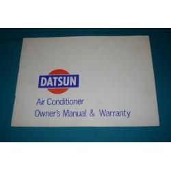 1969-1973 Datsun Air Conditioner