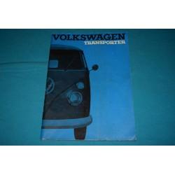 1965 Volkswagen Transporter type 2