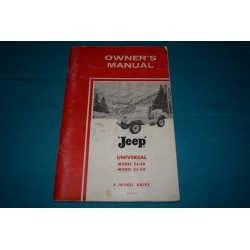 1960 Kaiser Jeep Universal CJ-5 / CJ-6