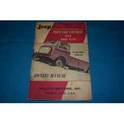 1957 Willys Foward Control FC-170 Jeep