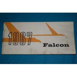 1967 Ford Falcon BLANK