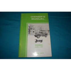 1963 Kaiser Jeep Universal CJ-3B