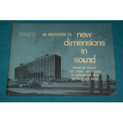 1975 FoMoCo AM/FM 8 Track