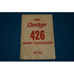 1964 Dodge 426 Hemi-Charger