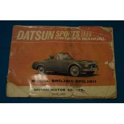 1969 Datsun SR(L)311 - SP(L)311