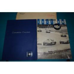1957 Corvette News Magazine Vol.1 No.1
