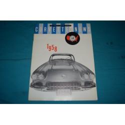 1957 Corvette News Magazine Vol.1 No.3
