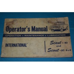 1964 International Scout-80