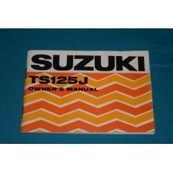 1972 Suzuki TS125J