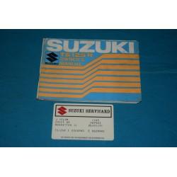 1971 Suzuki TS125R